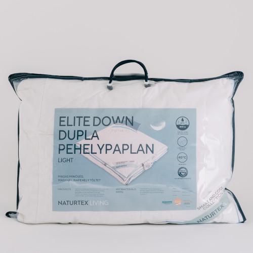 Naturtex Elite Down dupla pehelypaplan nyári 200x220 cm