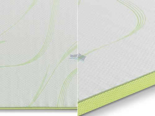 Dormeo Aloe 5 zónás fedőmatrac 90x200 cm