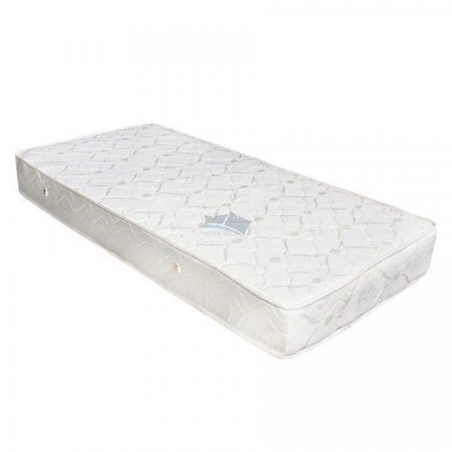 Ramszesz 120x190 cm ortopéd rugós matrac poliuretán habbal