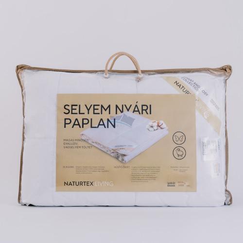 Naturtex Vadselyem-gyapjú nyári takaró 140x200 cm