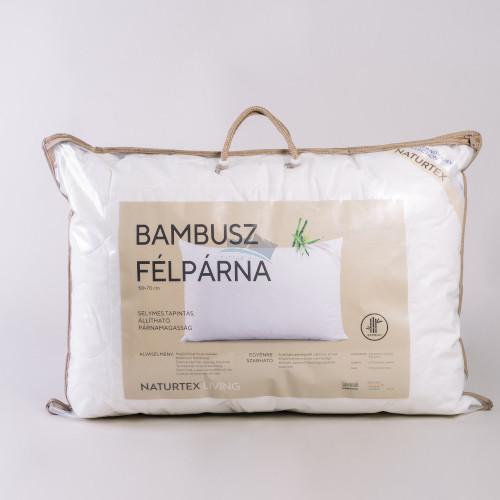 Naturtex Bambuszos félpárna 50x70 cm