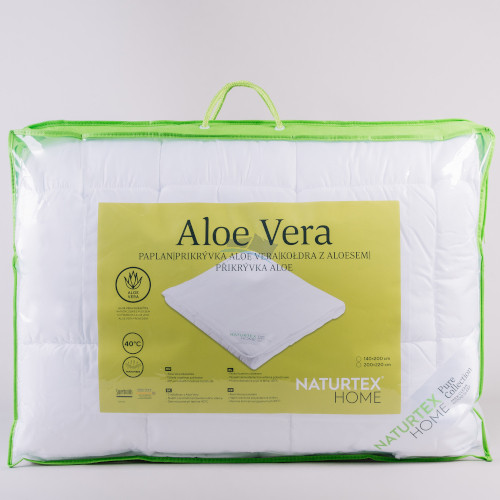 Naturtex Aloe Vera dupla téli paplan 200x220 cm