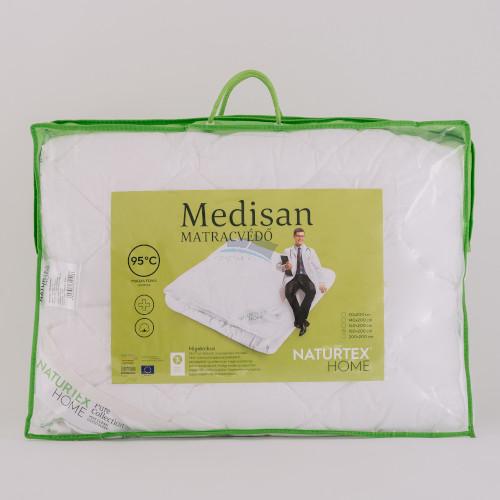 Medisan steppelt matracvédő 90x200