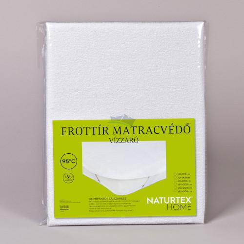 Naturtex Frottír matracvédő PVC-vel 90x200